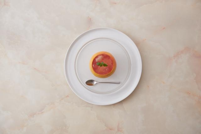 画像: 〈デザート〉キャンティ「ポンペルモ」