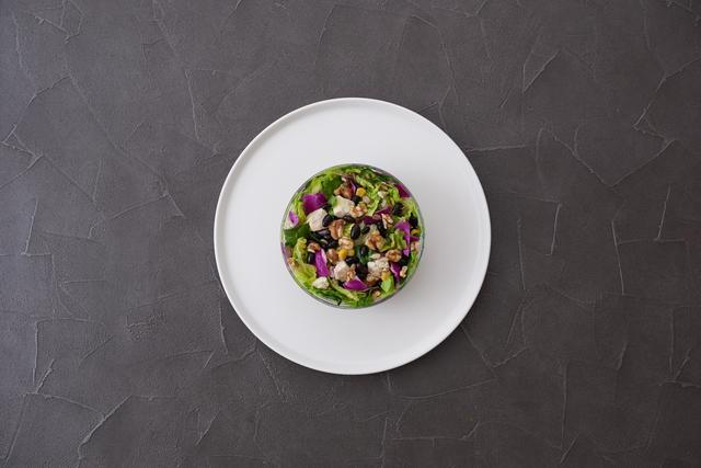 画像: 〈前菜サラダ〉クリスプサラダワークス「ENC」