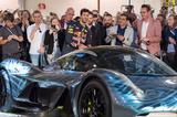 画像: Aston Martin and Red Bull launch the AM-RB 001 Hypercar www.youtube.com