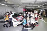画像: 痛車とコスプレの両方を同時に楽しめるイベントです(写真はイメージ)。