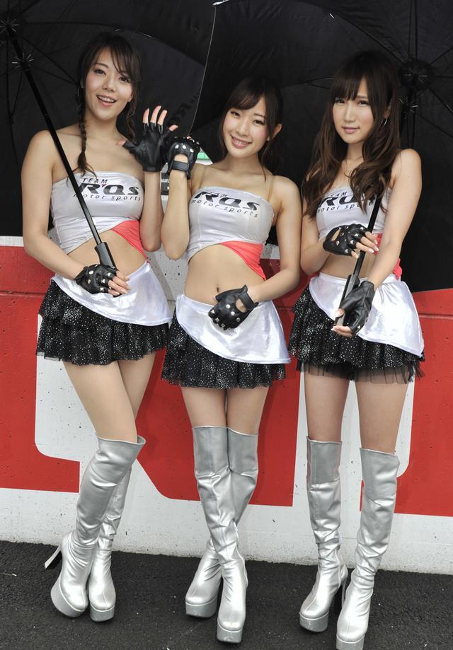 画像3: 【写真館】リメンバー2016 RQグラフィティ GT300編 2/5