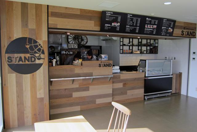 画像: フジスカイビューと同時にオープンした「カフェ・ド・モリクン・スタンド」。