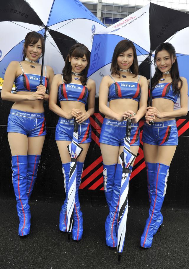 画像1: 【写真館】リメンバー2016 RQグラフィティ GT300編 1/5