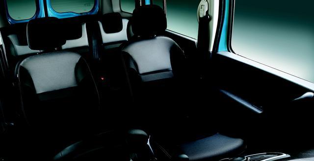画像3: 【限定車】今年の色は「マルセイユの青い海」ルノー・カングー クルール発売 2017年2月23日