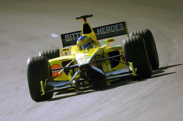 画像: ジョーダン Honda EJ11(2001年)