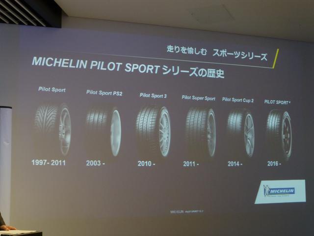 画像: スポーツシリーズ、PILOT SPORTシリーズは1997年にまでさかのぼる。