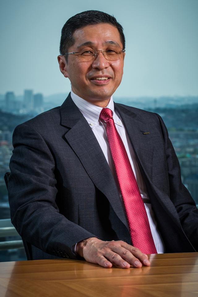 画像: 西川 廣人。1977年に日産自動車に入社。1999年以降、米州、欧州地域のマネジメント・コミッティの議長、購買部門を統括する副社長を含め、数々の上級職を歴任。2013年4月から2016年10月まで日産のチーフ・コンペティティブ・オフィサーを努め、現在は共同CEO。
