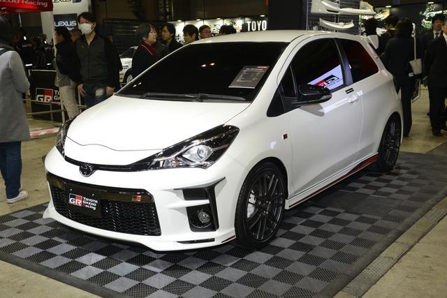 画像: 日本仕様は東京オートサロンで発表された「TGR」のようなエクステリアになるかも!?