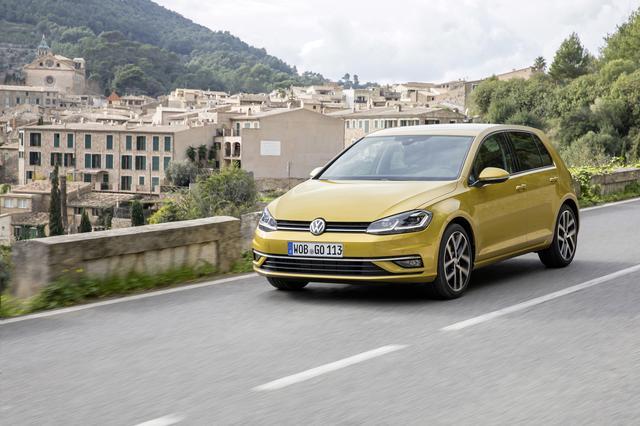 画像1: 【海外試乗】マイナーチェンジでどこが変わった? 最新VWゴルフの進化と真価【河村康彦】2017年2月