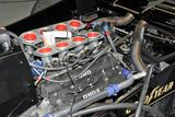 画像: 1976年のF1で活躍したロータス77に搭載されたフォード コスワースDFVエンジン。ちなみにDFVとは「Double Four Valve」の頭文字から命名。(写真:大内明彦)
