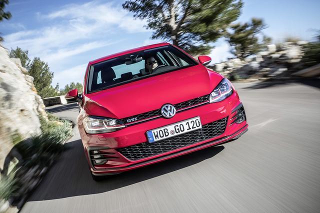 画像7: 【海外試乗】マイナーチェンジでどこが変わった? 最新VWゴルフの進化と真価【河村康彦】2017年2月