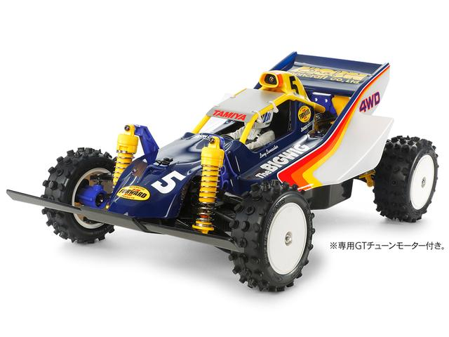画像: あの由良拓也氏デザインが蘇る! 空力バギーの電動RCカー「ビッグウィッグ」復刻 2015年2月28日【新製品】
