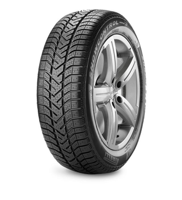 画像: ピレリのウインタータイヤ、ウインタースノーコントロール・セリエ3。日本で購入できるウインタータイヤは数少ない