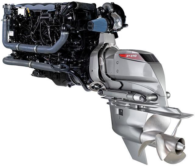 画像: PONAM-28Vのエンジン「M1KD-VH」は 260psを発生。