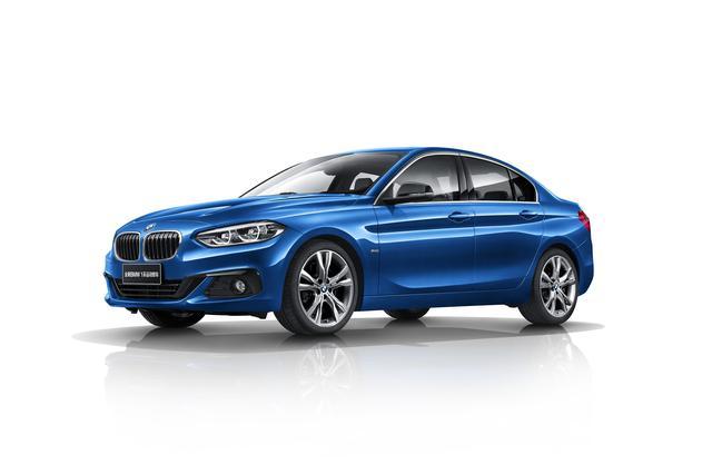 画像: 【トピックス】BMW1シリーズセダン登場。でもこれ買えません。諦めてください。なぜ!?