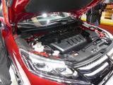 画像: 搭載エンジンは1.5Lダウンサイジングターボと2.2Lディーゼルターボエンジンの2種類。