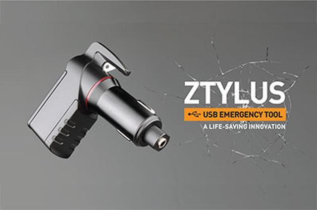 画像: バッテリーだけでなく命も救う?カーUSBチャージャー スタイルスが登場! | DISCOVER(ディスカバー) |まだ見たことのないものを発見する動画ショッピングサイト
