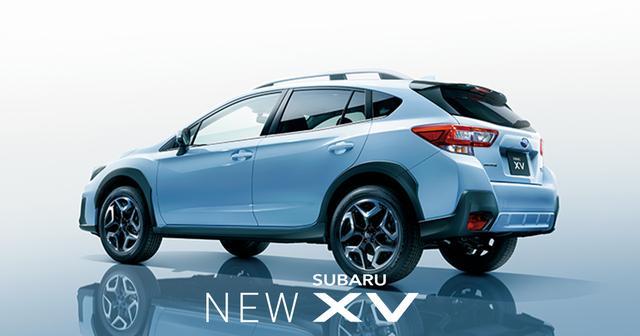 画像: NEW SUBARU XV