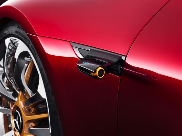 画像: 【ジュネーブショー2017】メルセデス・AMG GTコンセプトを初公開【現地レポート】