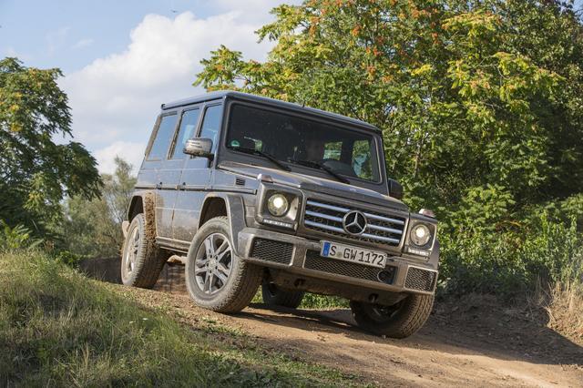 画像5: 【クルマニQ】【初級編】約70年も前に完成し、21世紀に入っても製造され続けた本格4WD車は?
