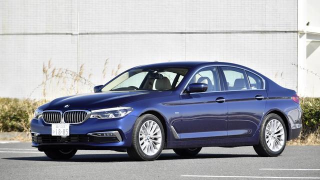 画像: 新型BMW523d Luxury 試してみたゾ!部分自動運転 youtu.be