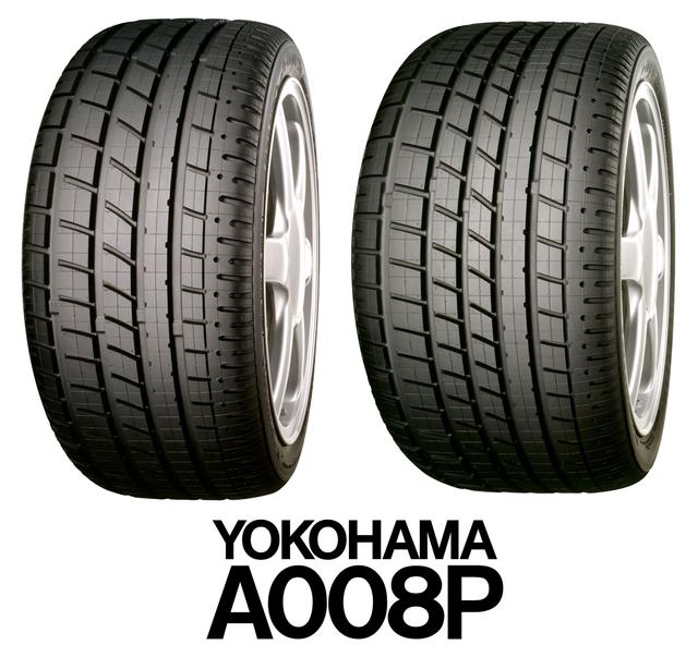 画像: YOKOHAMA A008Pとは?