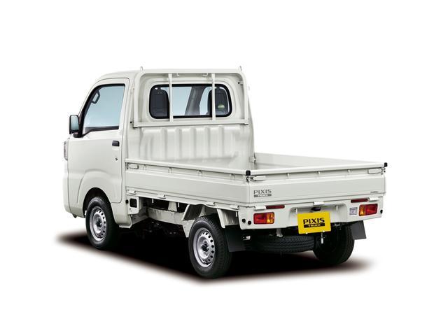 画像: トヨタ・ピクシストラック。