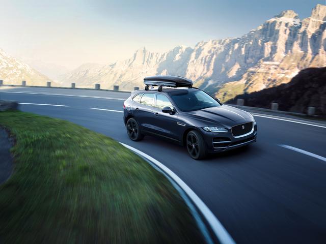 画像: 【ニュース】ジャガーFペイスに、ちょっと面白い三択式の特別仕様車が登場した