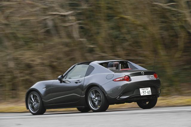 画像2: マツダ ロードスターRF VS 6速MT仕様車。