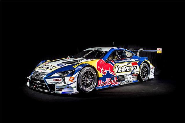 画像: おなじみのレッドブルのロゴとマークがボディサイドに入れられている。(Kunihisa Kobayashi / Red Bull Content Pool)