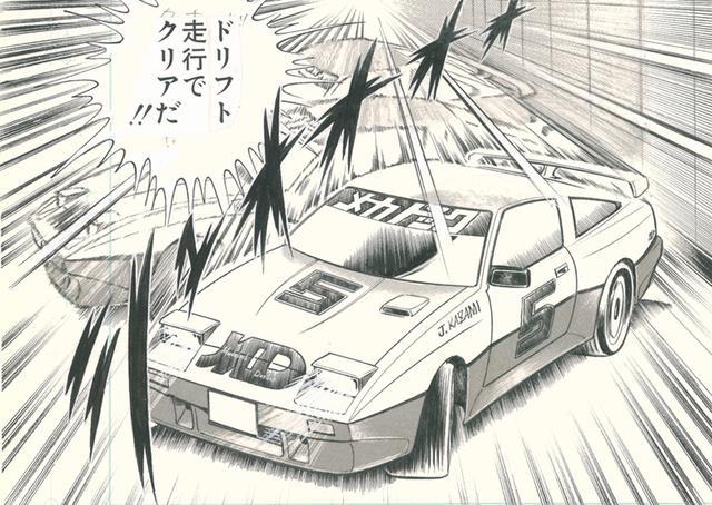 画像: 公道とサーキットで繰り広げられた熾烈なバトル。4WD化されたフェアレディZは抜群の操縦性能を発揮した。ⓒ次原隆二/NSP 1982