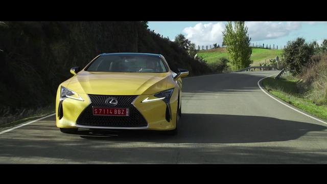 画像: LEXUS LC500 SEVILLA youtu.be