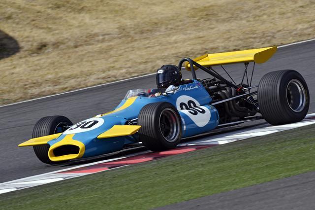 画像: ブラバムBT30フォード(1970年) ジャッキー・スチュアートが駆り1970年JAFGPで優勝
