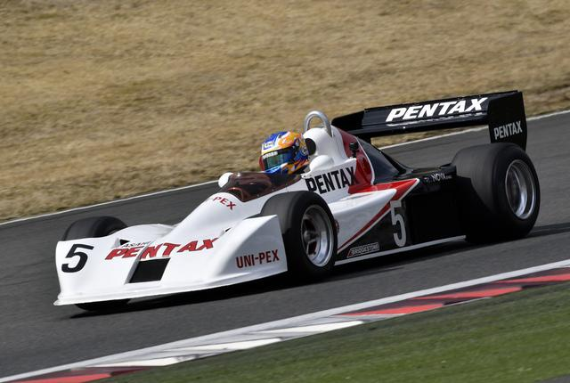 画像: NOVA532BMW(1978年) この年に星野一義が全日本F2初代チャンピオンに輝く