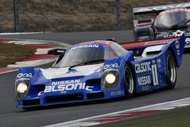 画像: ニッサンR92CP(1992年) JSPC最後の1992年に6戦全勝、今でもイケメン鈴木利男がドライブ