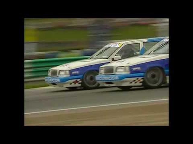 画像: 143423 The Volvo 850 Estate in the 1994 BTCC www.youtube.com