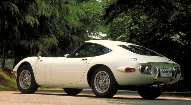 画像: 車両価格は238万5000円。当時の大卒初任給の100倍近い超高級車だった。それでも赤字だったという。