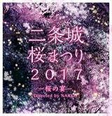 画像: 【ニュース】リーフで元離宮二条城の桜をライトアップ!
