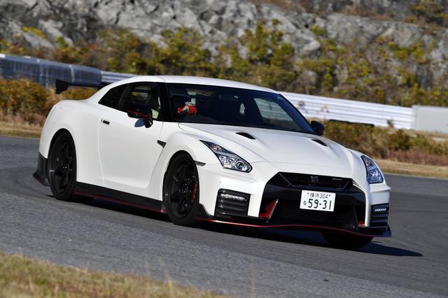 画像: 【クルマニQ】GT-Rニスモの速度メーターは何km/hスケール?【中級編】