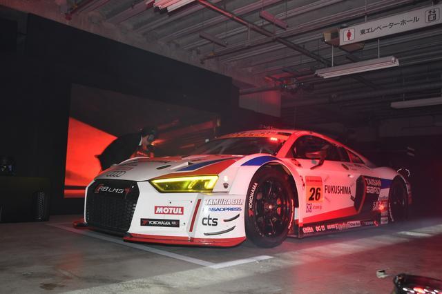 画像: R8 LMSがSUPER GTに参戦、新たにRS3 セダンがスーパー耐久シリーズに