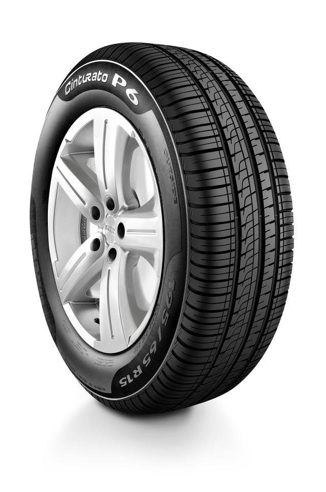 画像: ピレリの新タイヤ、CINTURATO P6(チントゥラートP6)。