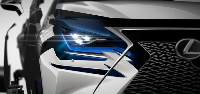 画像: 【ニュース】レクサスNXのマイナーチェンジ迫る!? 上海モーターショーで世界初公開 2017年3月29日