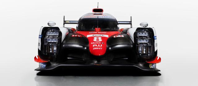 画像3: 【ニュース】TOYOTA GAZOO Racing が TS050 HYBRID を発表
