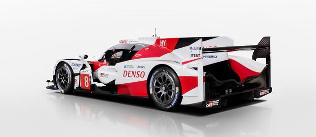画像2: 【ニュース】TOYOTA GAZOO Racing が TS050 HYBRID を発表