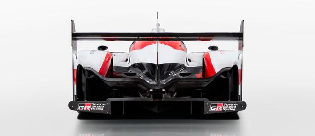 画像5: 【ニュース】TOYOTA GAZOO Racing が TS050 HYBRID を発表