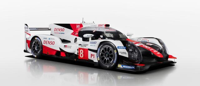 画像1: 【ニュース】TOYOTA GAZOO Racing が TS050 HYBRID を発表