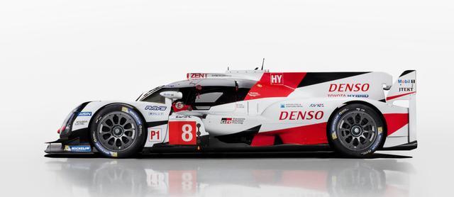 画像4: 【ニュース】TOYOTA GAZOO Racing が TS050 HYBRID を発表