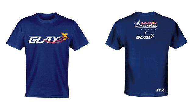 画像: Tシャツは写真左が前、右が後ろ。デザインはイメージなので、変更の場合もある。