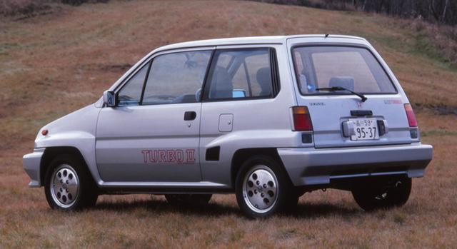画像: 当時の新車価格は123万円。若者にも十分手が届く高性能車として、シティに続きこちらも爆発的にヒットした。