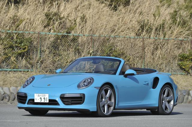 画像: 2代目911のタイプ930から設定されているターボモデルは、このタイプ991で6代目となる